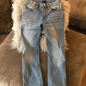 NWOT Gap Boys sz 10 Light Wash Denim Jeans